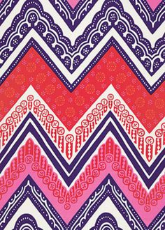 Pretty Chevron Pattern