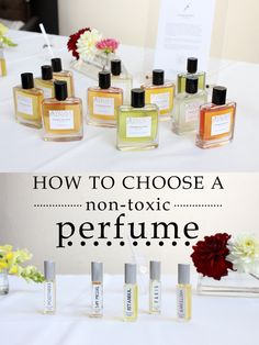 Don't put synthetic ingredients and questionable chemicals on your  body. Choose a perfume that is non-toxic and still smell amazing. http://www.ehow.com/ehow-style/blog/3-things-to-consider-when-choosing-a-non-toxic-perfume/?utm_source=pinterest.com&utm_medium=referral&utm_content=blog&utm_campaign=fanpage