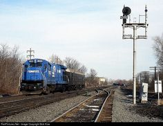 RailPictures.Net Photo: CR 1933 Conrail GE B23-7 at Lebanon, Pennsylvania by Bob Kise