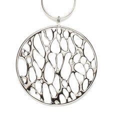 Opuntia Necklace - Extra Large Framed Circle