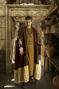 Doctor Who 04.02 - The Fires of Pompeii - Peter Capaldi