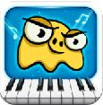 Piano Dust Buster - Song Game  - Excellent introduction to learning to play piano  - Free App comes with 7 songs to learn   - Can purchase packs with more (~$3.99 each pack)