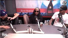 Wizkid Talks Album With TY Dolla $ign Drake His 2 Sons & More On Real 92.3