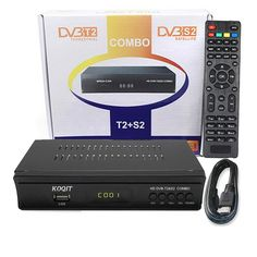Full HD DVB T2 S2 Combo Decoder + wifi Satellite Receiver IKS Cccam Youtube Biss Vu AC3 Terrestrial Satellite Combo Iptv TV Box  Price: 54.99 & FREE Shipping #computers #shopping #electronics #home #garden #LED #mobiles #rc #security #toys #bargain #coolstuff |#headphones #bluetooth #gifts #xmas #happybirthday #fun Dvb T2, Mobiles, Wifi, Computers, Bluetooth, Headphones, Happy Birthday, Audio, Usb