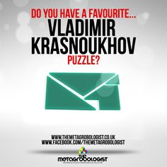 Today we'd like to know if you have a puzzle by Vladimir Krasnoukhov? ' ((^ __ ^)) ' #puzzle #mechanicalpuzzle