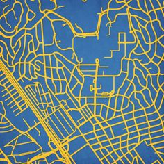 I earned my BA in American Literature & Culture from UCLA. UCLA City Prints Map Art.