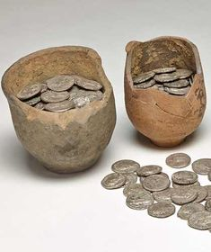The Selby Hoard.