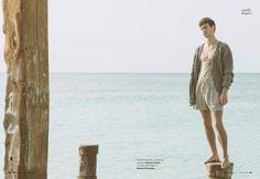 Ben Allen for Esquire Spain by Ohnur
