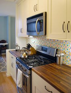 8 ways to update a rented kitchen - Homes To Love