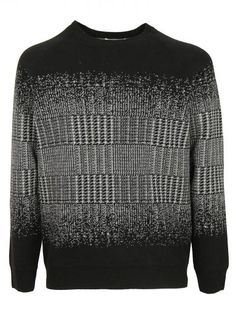 DONDUP Dondup Man Round-necked Sweater Falmouth Shades Of Grey. #dondup #cloth #sweaters