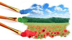''A maior dor do vento é não ser colorido.'' -Mário Quintana