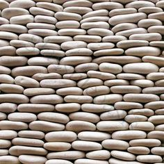 Solistone  Standing Pebbles Series, Pebbles & Stones, Grotto, Tumbled, Brown, Natural Stone