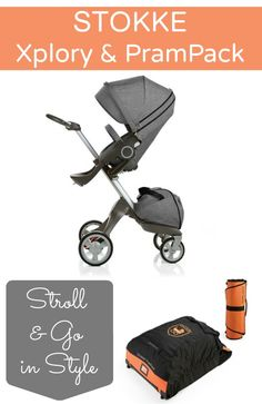 @Kate - The Shopping Mama - we need to win this Stokke stroller!!!