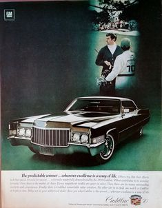 1965 Cadillac Magazine Advertisement- Cadillac Vintage Car Ads, Original Print Ads, Magazine Advertising,  Magazine Ads, Wall Decor by Inkart on Etsy