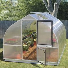 Shop a great selection of Riga IV Ft. W x 14 Ft. D Greenhouse Hoklartherm. Find new offer and Similar products for Riga IV Ft. W x 14 Ft. D Greenhouse Hoklartherm. Backyard Greenhouse, Greenhouse Growing, Mini Greenhouse, Greenhouse Plans, Cheap Greenhouse, Portable Greenhouse, Old Boy, Commercial Greenhouse, Polycarbonate Panels