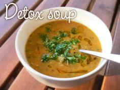 Fran's House of Ayurveda: RECIPE ~ Detox Soup