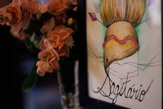 #signos #sagitário #decoração #ilustração #croqui #watercolor #illustration #draw #art #arte #aquarela