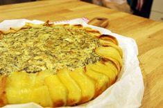 Patates Tabanlı Turta - Arda'nın Mutfağı