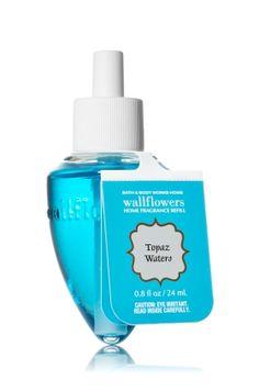 Topaz Waters Wallflowers Fragrance Refill - Home Fragrance 1037181 - Bath & Body Works