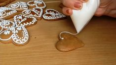 Jana Melas Pullmannová: Sneh na zdobenie medovníkov Gingerbread Cookies, Christmas Cookies, Meal Planner, Food And Drink, Ice Cream, Sugar, Blog, Youtube, Household
