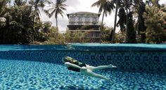 Lush jungle luxury hidden among the main streets of Ubud...