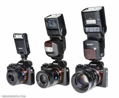 ULTIMATE GUIDE TO SONY A7/A7R/A7S CAMERA ACCESSORIES If you bought your Sony A7/A7R/A7S camera with a lens, then you basically have everything you need to begin shooting. But depending on the type of photography you're doing, there are some accessories that can really come in handy. Let's start with some must-have accessories for your photography.