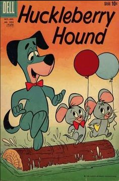 Huckleberry Hound and Pixie and Dixie (1959)
