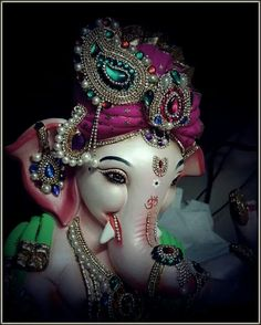 Make this Ganesha Chathurthi 2020 special with rituals and ceremonies. Lord Ganesha is a powerful god that removes Hurdles, grants Wealth, Knowledge & Wisdom. Shri Ganesh Images, Ganesh Chaturthi Images, Sri Ganesh, Ganesh Lord, Ganesha Pictures, Ganesha Drawing, Lord Ganesha Paintings, Ganpati Bappa Wallpapers, Ganesh Photo
