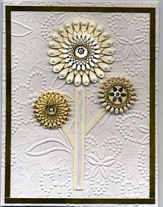beautiful spirelli card