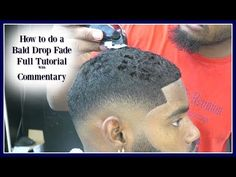 0d575367b7365 BARBER TUTORIAL  Bald Drop Fade HD   WILL SMITH edition w  Commentary