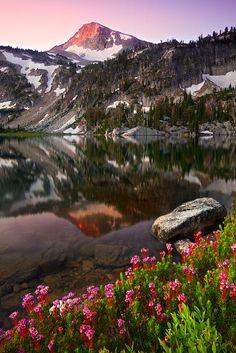 ~~Mirror Lake Sunrise | sunrise, Eagle Cap Wilderness, the Wallowas, Oregon | by KPieper~~