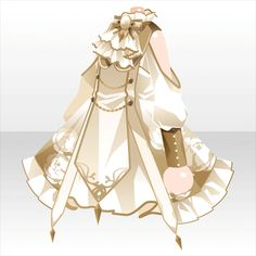 Fluorite Fantasia|@games -アットゲームズ- Anime Outfits, Girl Outfits, Cute Outfits, Dress Drawing, Drawing Clothes, Dress Anime, Fashion Design Drawings, Star Girl, Character Outfits