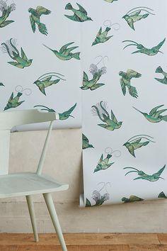Slide View: 2: Coastal Fauna Wallpaper