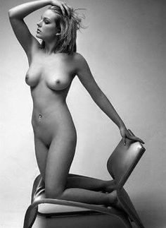 Britney spears nude black and white picture 609