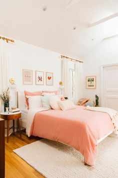 Room Ideas Bedroom, Bedroom Sets, Home Decor Bedroom, Kid Bedrooms, Child's Room, Bedroom Inspo, Bedroom Designs, Bed Room, Bedroom Furniture