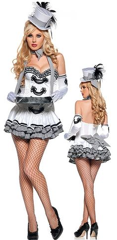 2012 Halloween costume inspiration on Pinterest | Cigarette Girl, 194 ...