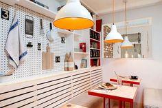 The Creperie, Brighton, French, British, ice-cream, crepes, restaurant