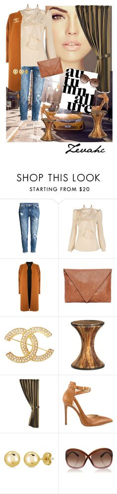 """Fall in love"" by zevahcmary ❤ liked on Polyvore featuring H&M, Warehouse, Pull&Bear, Chanel, HiEnd Accents, GUESS, BERRICLE and Tom Ford"