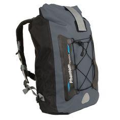 Phantom Aquatics Waterproof Backpack - http://www.gadgets-magazine.com/phantom-aquatics-waterproof-backpack/