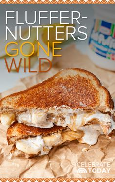 It's Fluffernutter Day! Get your marshmallow fluff fix with 5 spins on the classic sammy (photo via neighborfoodblog.com)