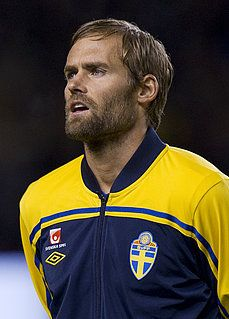 Olof Mellberg - The best beard in football (great player too)