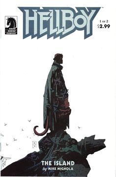 Comic Book Hellboy The Island Issue First Printing Mike Mignola NM - 2005 - Horror & Sci-Fi Dark Comics, Sci Fi Comics, Fantasy Comics, Hellboy Tattoo, Batman Tattoo, Comic Book Artists, Comic Artist, Comic Books, Otto Schmidt