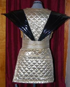Edge Creations--Custom Rocky Horror Costumes: Costumes--Space Suits and Gloves