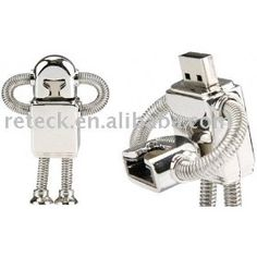 Robot that removes helmet to reveal USB-head. Flash drive with personality! Usb Drive, Usb Flash Drive, Christmas Deals, Flash Memory, Miraclous Ladybug, I Cool, Laptop Computers, Computer Accessories, Smartphone