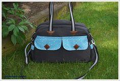 maritabw macht's möglich                              : Wickeltasche nach eigenem Entwurf