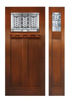 Craftsman exterior door.....Mary Lou this is the door I want!!!! Would this style look right?