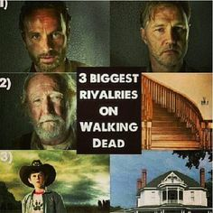 The Walking Dead ~~~New TWD boards. This is just TWD humor now. Thanks for following! Heather S~~~~