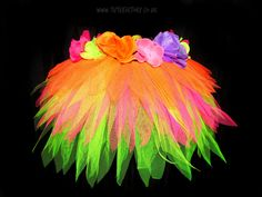 Design Your Own Hawaiian Honey Tutu Hawaiian Hen Party www.tutufactory.co.uk
