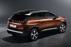 Zum Zum Auto - Electric Cars: New Peugeot 3008 SUV: Peugeot is announcing the New Peugeot 3008 SUV, its most advanced compact SUV Citroen Ds, Audi Tt, Ford Gt, Volvo, Scooters, Carros Suv, 3008 Gt, Volkswagen, Toyota
