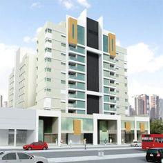 Edifício Infinity Residence. Av. República Argentina, 1812 - Água Verde, Curitiba - Paraná. www.valorrealinvestimento.com.br/